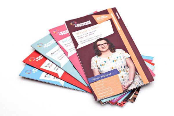 Leaflet Brochure