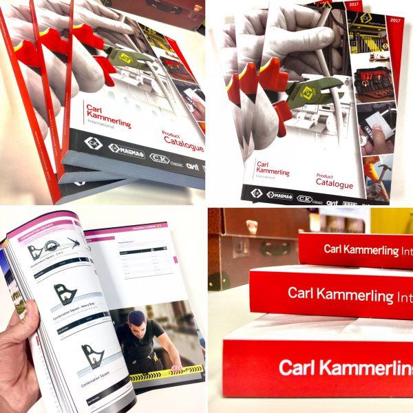 Carl Kammerling Product Brochure 2017