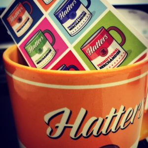 Hatters Mug Award Stockport Business
